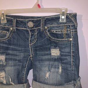 Almost famous shorts! Size 3!